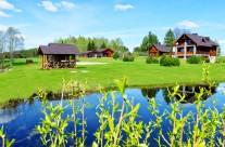 Sodybos, pirties, salės nuoma prie ežero netoli Molėtų