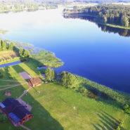 Kaimo turizmo sodyba prie Virintų ežero Molėtų rajone