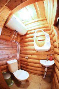 pirties wc