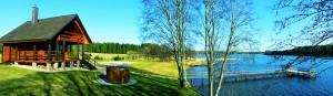 PAS SESTOKA vila sodyba prie ezero moletai