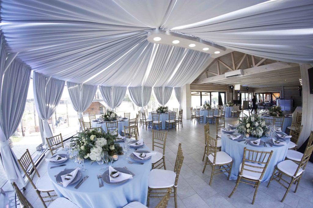 """vestuvių salės dekoravimas vila """"Pas Šeštoką"""""""