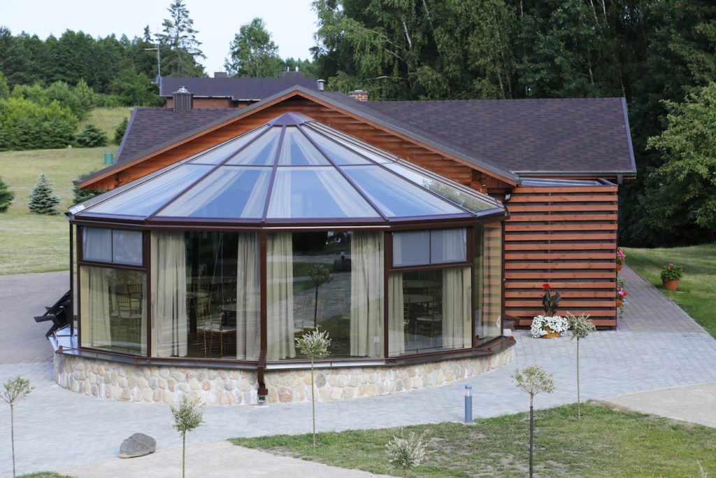 Moderni kaimo turizmo sodyba vila Pas Sestoka place for events and wedding venue