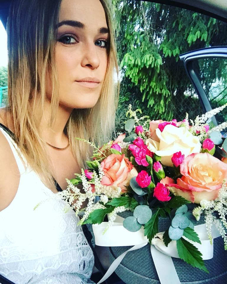 """""""Žydi baltai"""" floristė dekoratorė Ieva Juozėnaitė"""