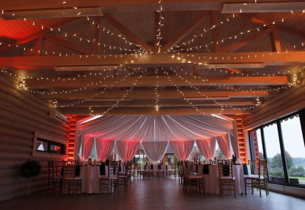 Vestuves šventės renginiai viloje Pas Šeštoką prie ežero Molėtų rajone