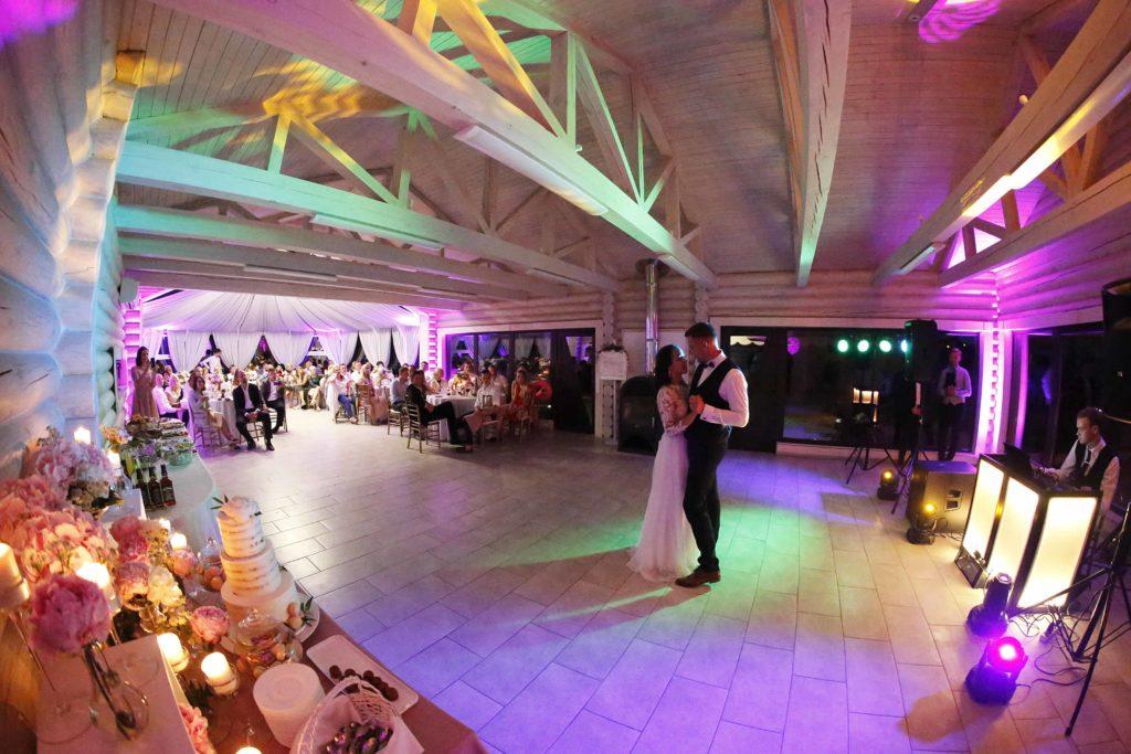 Vestuvių salė viloje Pas Šeštoką